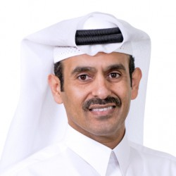 H.E. Saad Sherida Al-Kaabi - Minister of State for Energy Affairs - State of Qatar