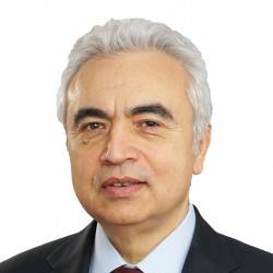Fatih Birol - Executive Director - International Energy Agency