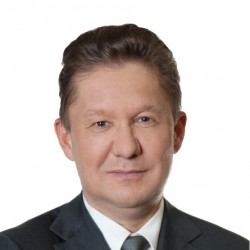 Alexey Miller - Chairman of the Management Committee - Gazprom