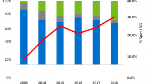 IGU News: 2019 Wholesale Gas Price Survey Released