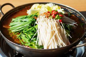 Nonmaegi Maeuntang (Rice catfish stew)