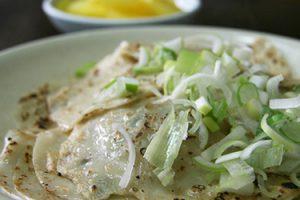 Nabjak Mandu (Flat dumplings)