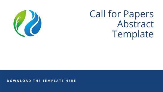 Call for Papers Abstract Template (1)
